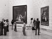 [ Inspired by Las Meninas, Velázquez ]