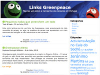[ Greenpeace Links ]