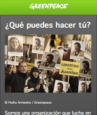 m.greenpeace.es screenshot